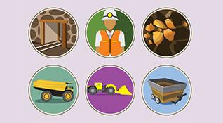 معادن و صنایع معدنی