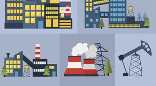 تامین مالی پروژه های زیر بنایی و صنعتی