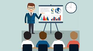 مهارتهای پرزنت (ارایه) مطالب در حوزه مالی و سرمایه گذاری